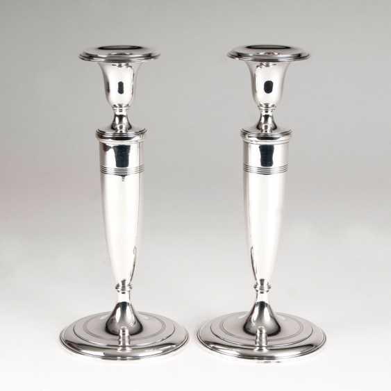 Pair of elegant table lamps. Tiffany & Company - photo 1