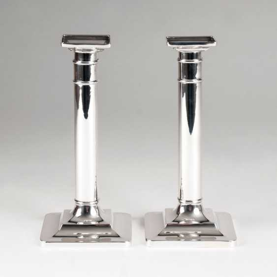 Pair of classic table lamps. Tiffany & Company - photo 1