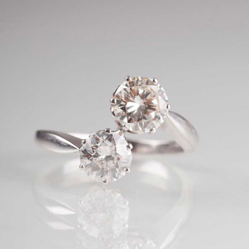 Diamond Ring from jeweler Osthues. - photo 1