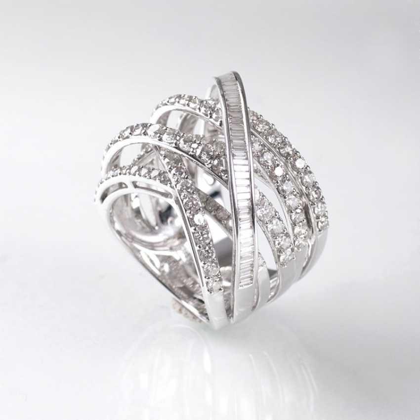 Exceptional Brilliant-Diamond-Ring. - photo 1