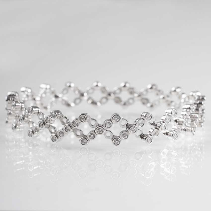 Modern brilliant Sönnichsen Ring or bracelet from the jeweler. - photo 2