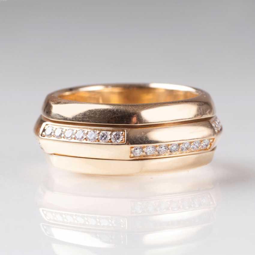 Moderner Brillant-Ring von Piaget. - photo 1