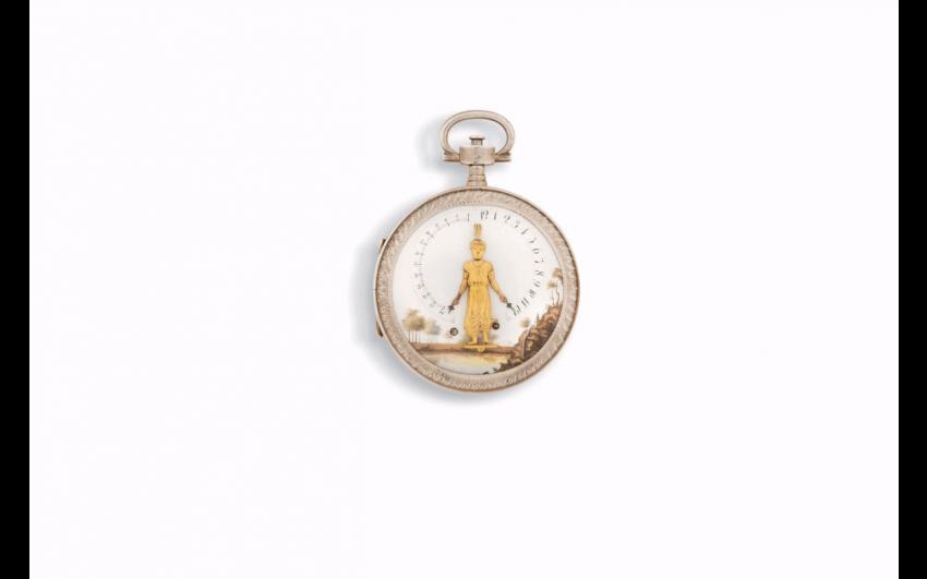 'Courvoisier Houriet', vers 1800 - photo 1