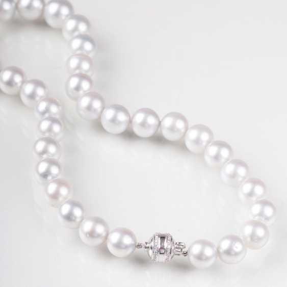High-Fine South Sea Pearls Chain. - photo 1