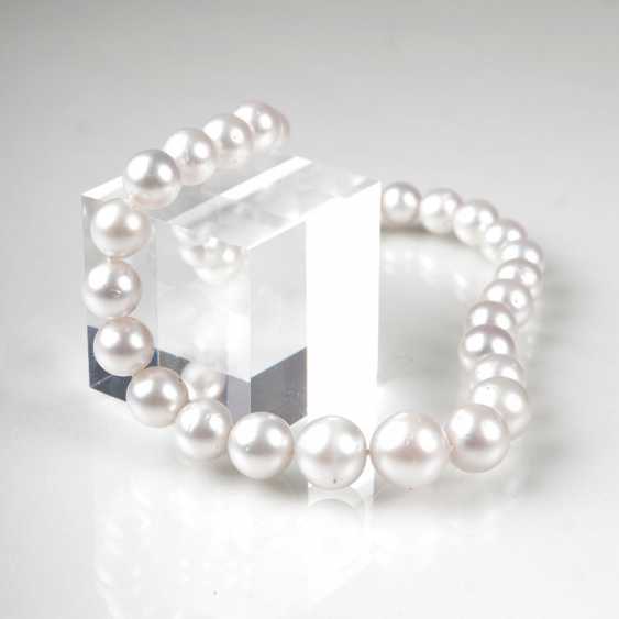 South Sea Pearl Necklace. - photo 1