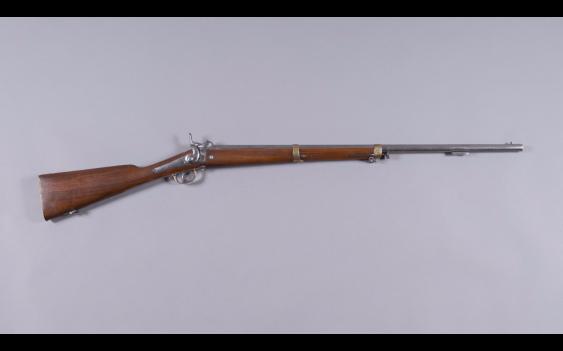 Rare carabiner test Gastinne Renette model 1854 Canon - photo 1