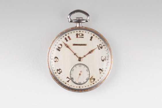 Art Nouveau Pocket Watch. Tiffany & Co. - photo 1