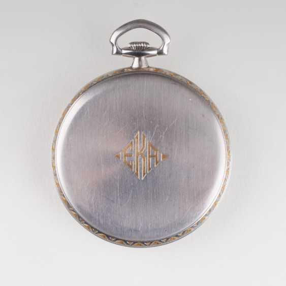 Art Nouveau Pocket Watch. Tiffany & Co. - photo 2
