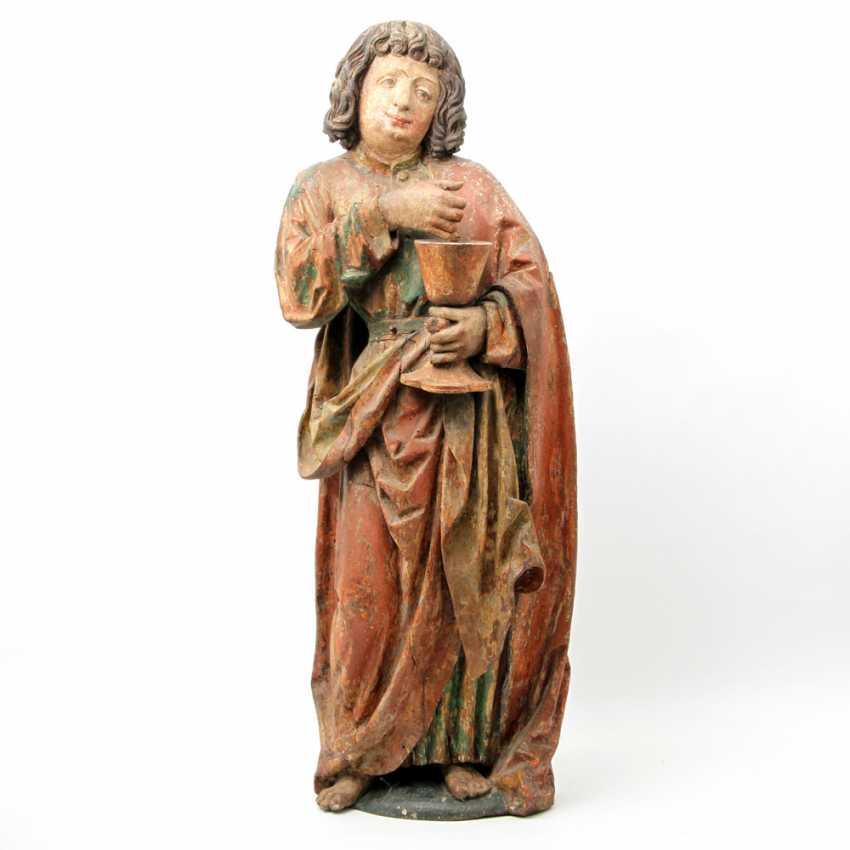 SAINT JOHN, South German/Swiss francs to 1500 - photo 1