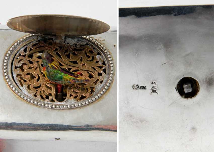 Singing bird box by KARL GRIESBAUM, C. 1930 - photo 5