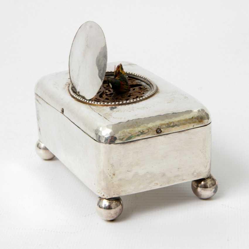 Singing bird box by KARL GRIESBAUM, C. 1930 - photo 6