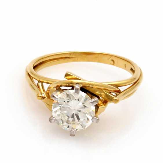 Ladies Ring Solitaire - photo 1