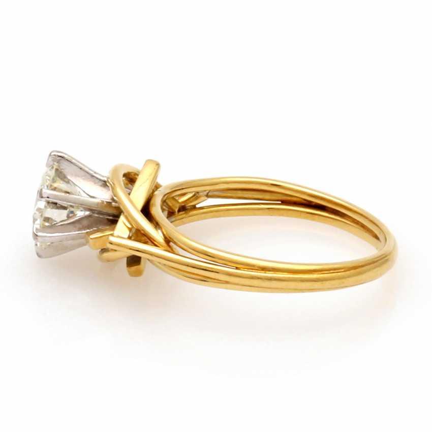 Ladies Ring Solitaire - photo 2