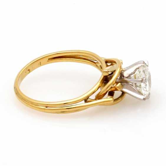 Ladies Ring Solitaire - photo 3