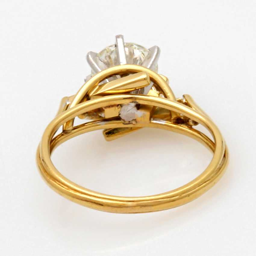 Ladies Ring Solitaire - photo 4