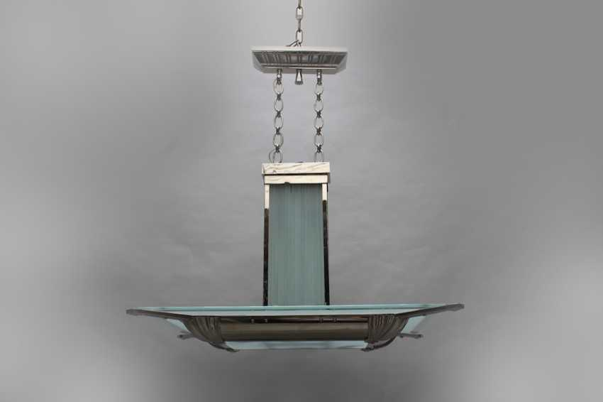 Art deco lampe original in niedersachsen adelebsen lampen