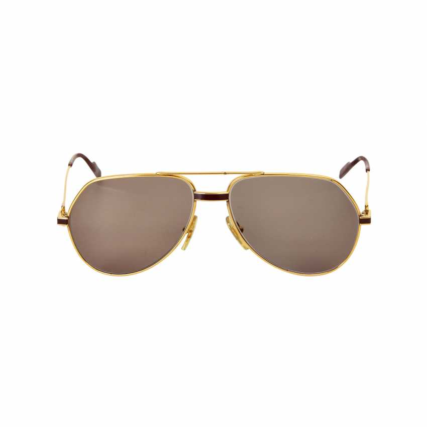 bf04855fa25 Lot 36 CARTIER Sonnenbrille. from the catalog