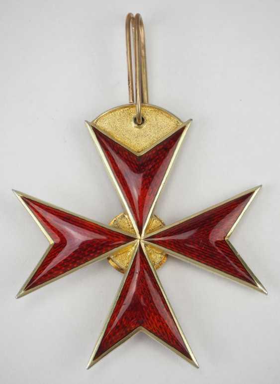 Mecklenburg: Cross Jewel Medal. - photo 3
