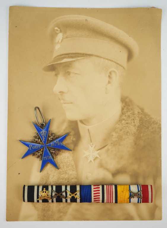 Prussia: estade of Major Josef Bischoff - commander of the Iron Division. - photo 2