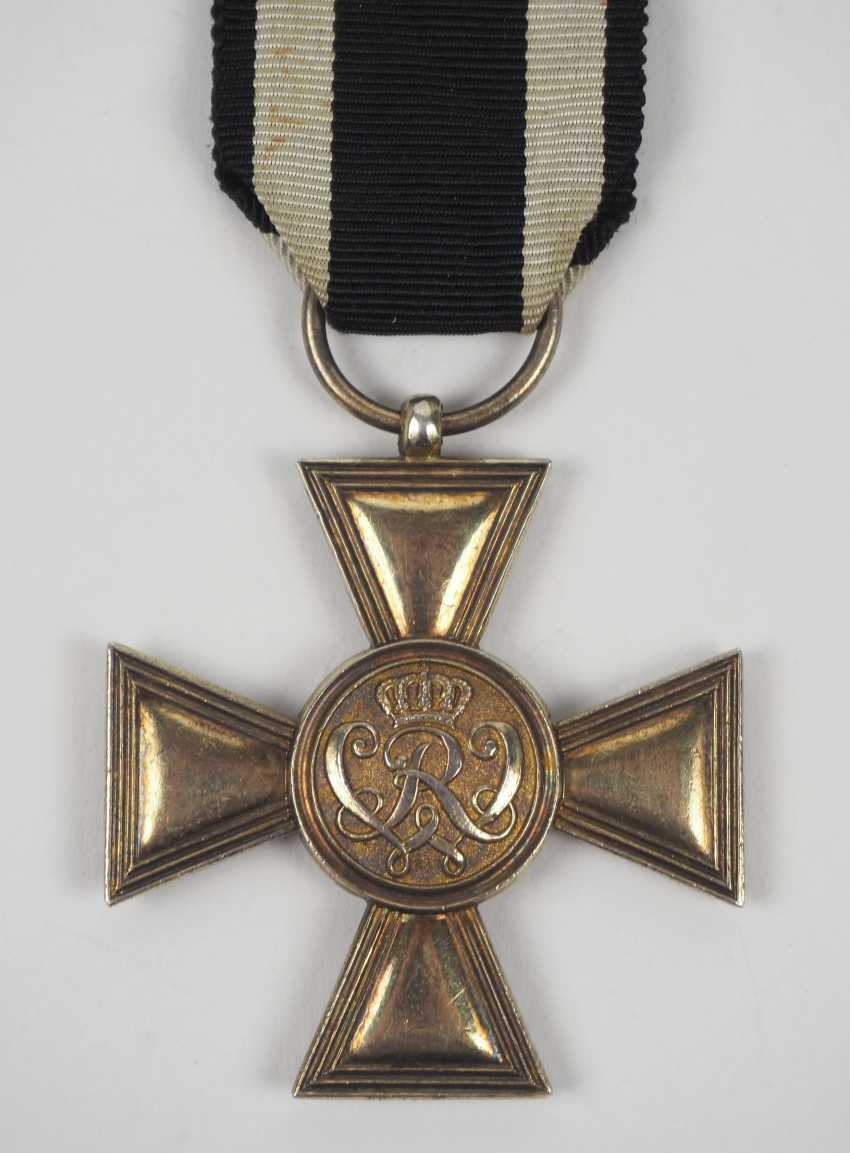 Prussia: estade of a non-commissioned officer in the 6. Guard infantry Regiment with a military cross of merit. - photo 6