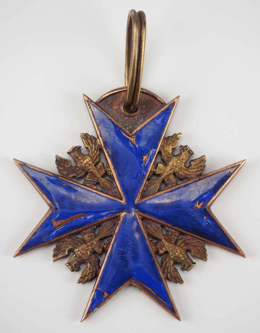 Prussia: order Pour le Mérite for Military merits. - photo 3