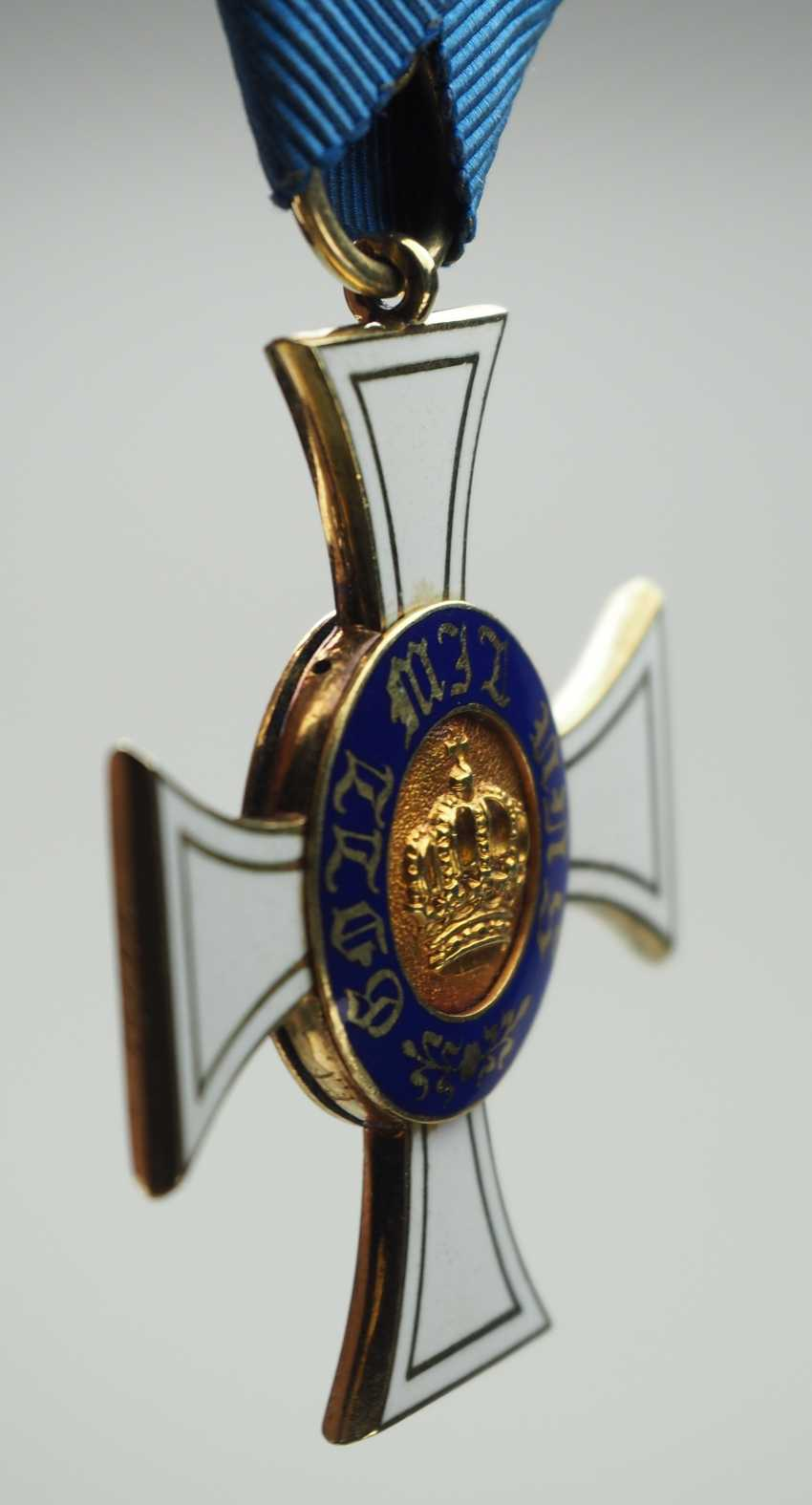 Prussia: Crown Order, 2. Model (1864-1871), 3. Class. - photo 5
