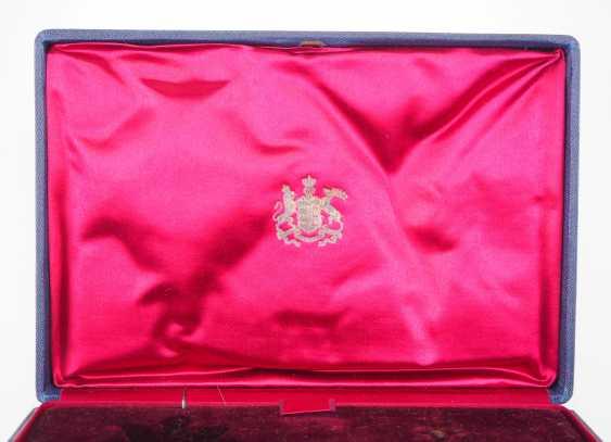 Württemberg: Friedrich Order, Grand Cross Set Case. - photo 3