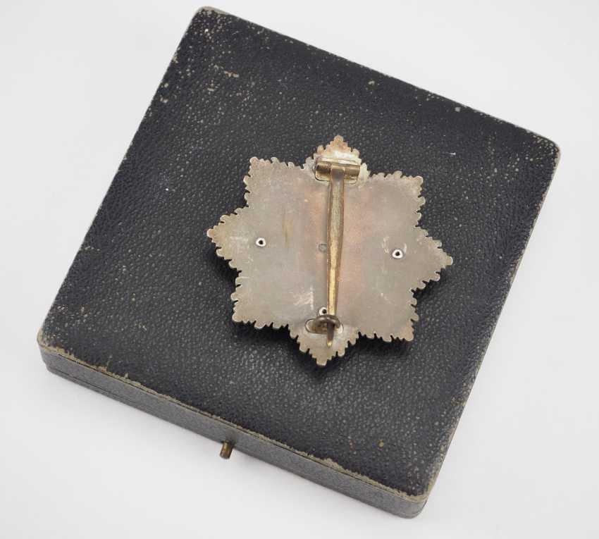 German cross in Gold, in a case - 134. - photo 3