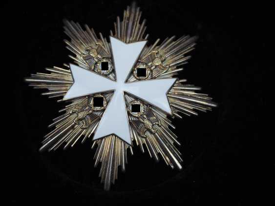 German Eagle Order, 2. Model (1939-1945), Grand cross set, in a case. - photo 3