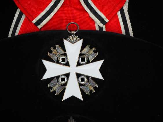 German Eagle Order, 2. Model (1939-1945), Grand cross set, in a case. - photo 4