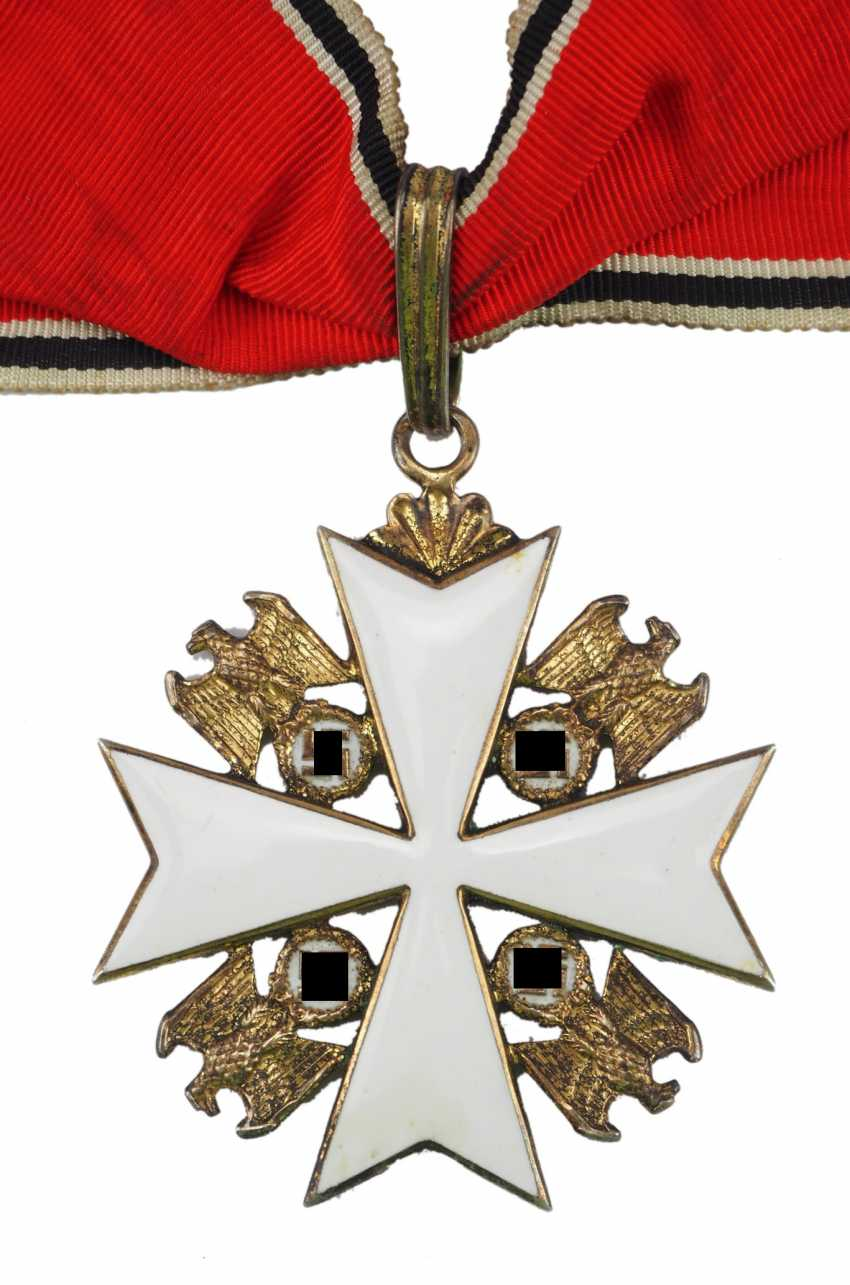 German Eagle Order, 2. Model (1939-1945), Cross Of Merit 1. Level (from 1943, 3. Class). - photo 1