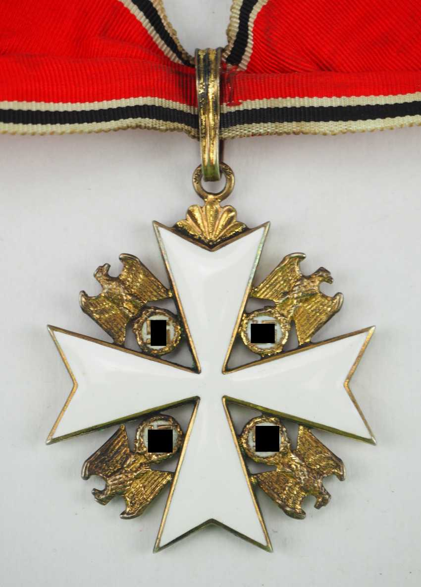 German Eagle Order, 2. Model (1939-1945), Cross Of Merit 1. Level (from 1943, 3. Class). - photo 4