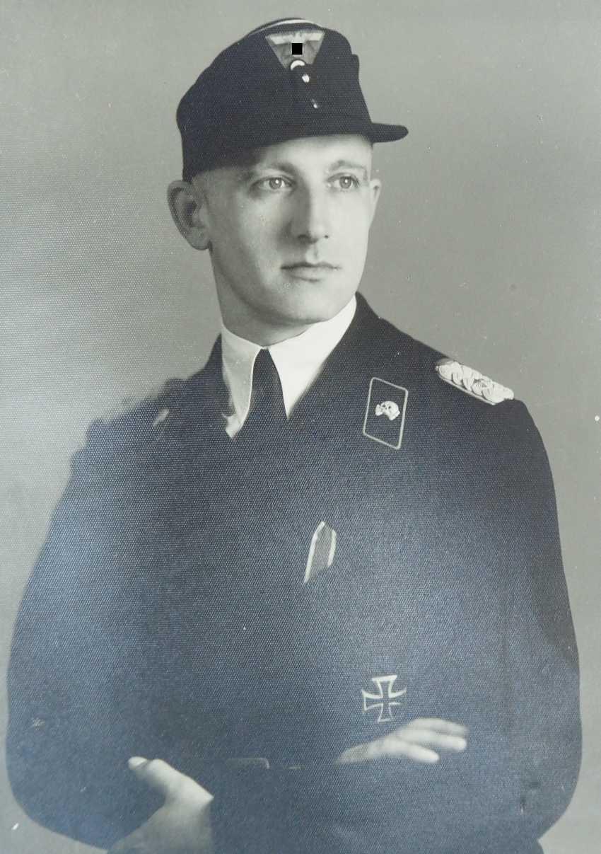 Estate of Colonel Fritz Goecke, commander of the Panzer-Regiment 36. - photo 2