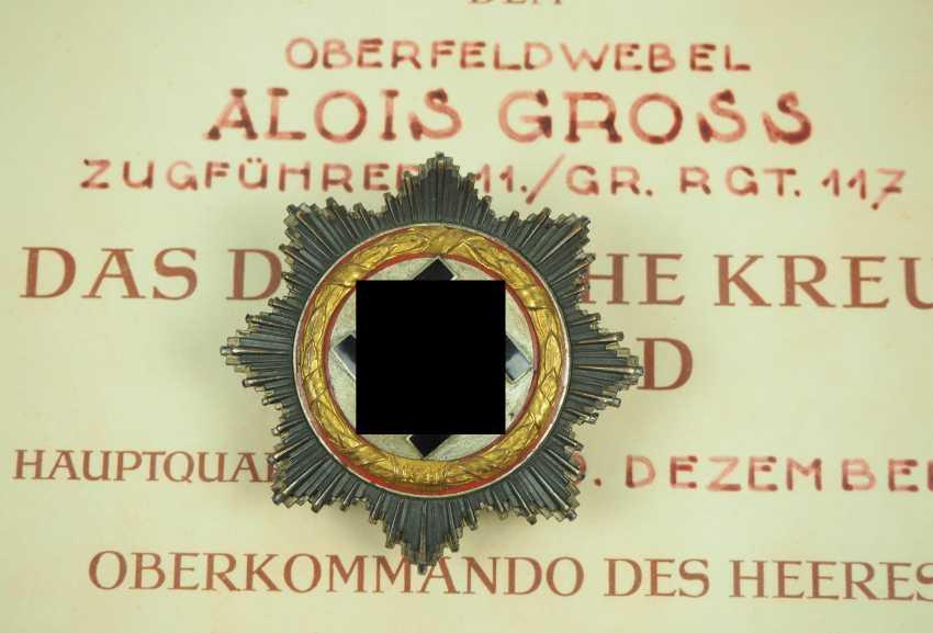 Estate of Sergeant Alois Gross, a platoon leader in the 11./ Grenadier-Regiment 117. - photo 3