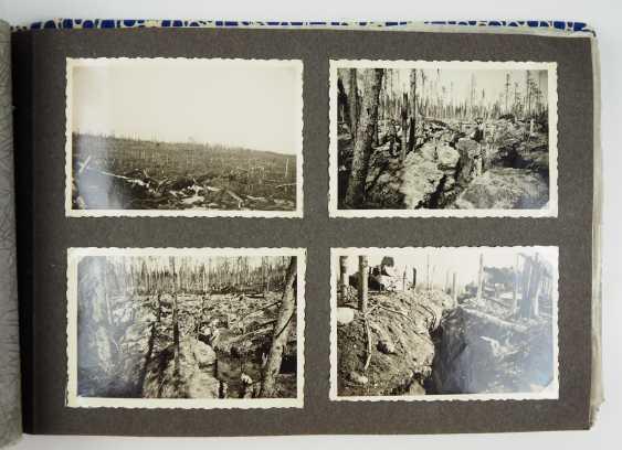 Estate of a staff of 4 corporal./ M. G. battalion (mot.) 4. - M. G. Ski-Brigade Finnland. - photo 8