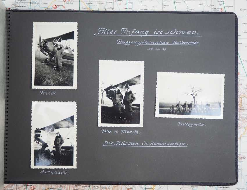 Estate of a Flugzeugfühers of a fighter pilot and Veteran of the African campaign. - photo 4