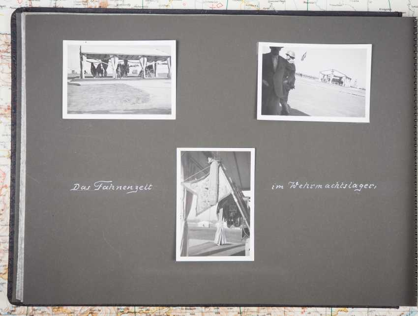 Estate of a Flugzeugfühers of a fighter pilot and Veteran of the African campaign. - photo 5