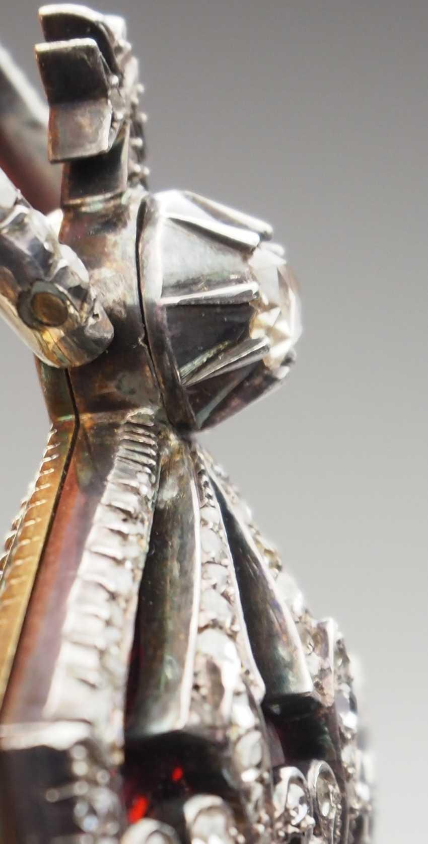 Bulgaria: Civil Order Of Merit, 2. Model, Grand cross Bijou in brilliant. - photo 5