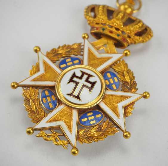 PortugaLänge: Militärischer Orden unseres Herrn Jesus Christus, 2. Modell (1789-1910), Kommandeur. - photo 2