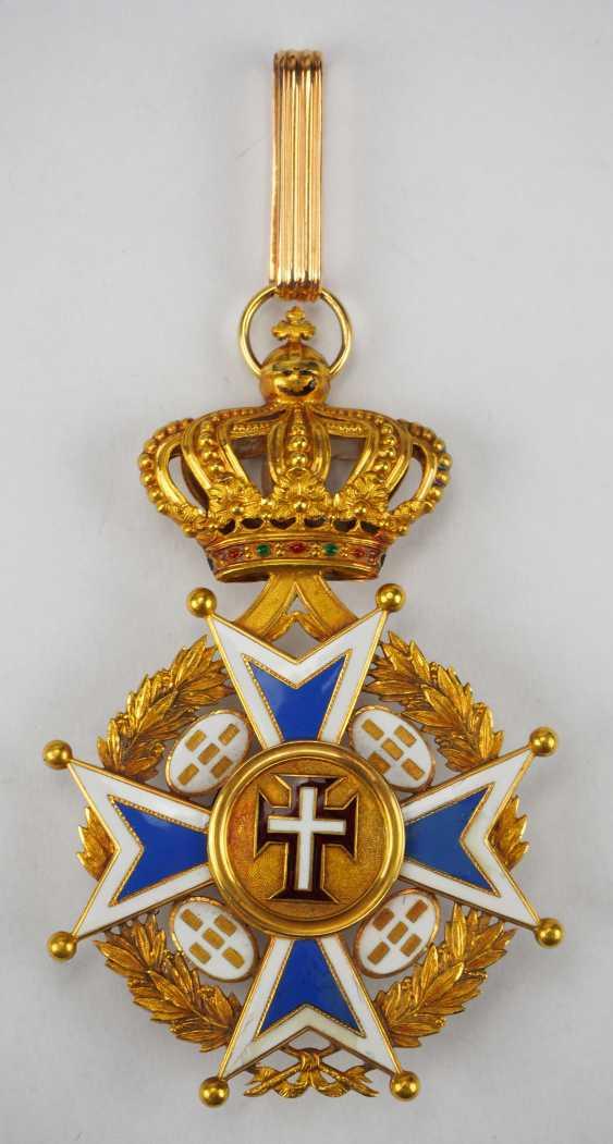 PortugaLänge: Militärischer Orden unseres Herrn Jesus Christus, 2. Modell (1789-1910), Kommandeur. - photo 3
