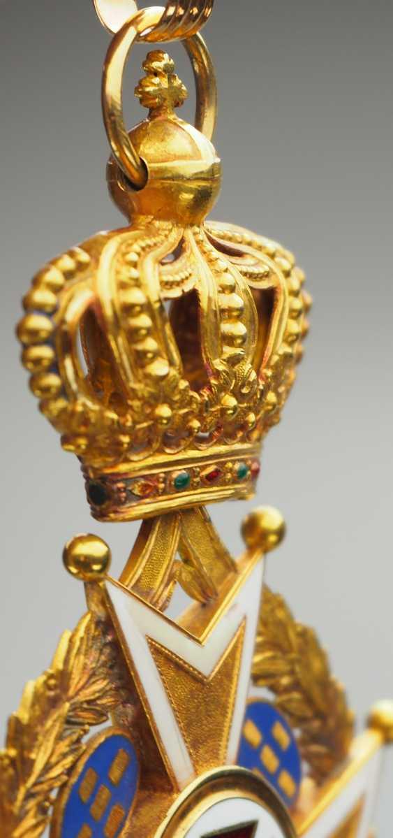 PortugaLänge: Militärischer Orden unseres Herrn Jesus Christus, 2. Modell (1789-1910), Kommandeur. - photo 4