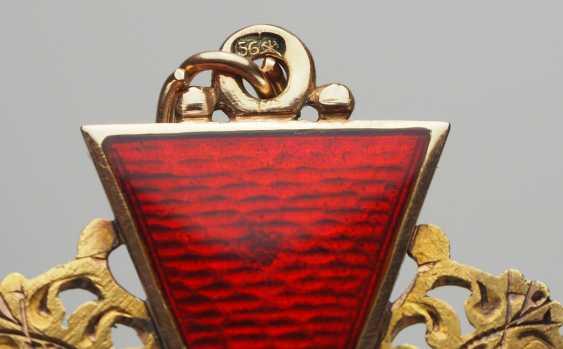 Russlan diameter: order of the hl. Anna, 2. Model (1810-1917), 1. Class Gem. - photo 5