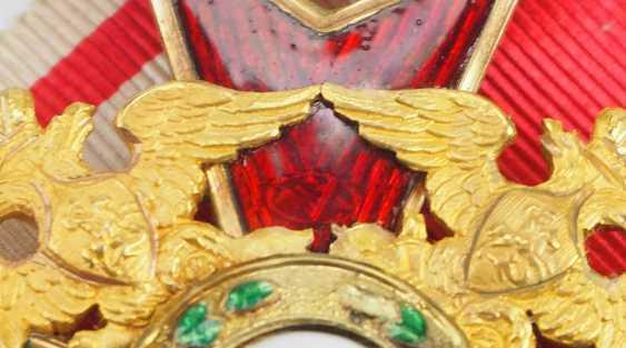 RusslanDurchmesser: Kaiserlicher und Königlicher Orden vom heiligen Stanislaus, 2. Modell, 1. Typ (1831-1841), 2. Klasse. - photo 2