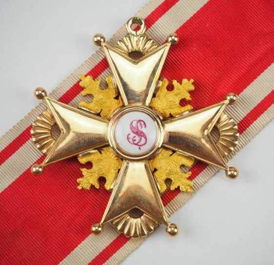 RusslanDurchmesser: Kaiserlicher und Königlicher Orden vom heiligen Stanislaus, 2. Modell, 1. Typ (1831-1841), 2. Klasse. - photo 4