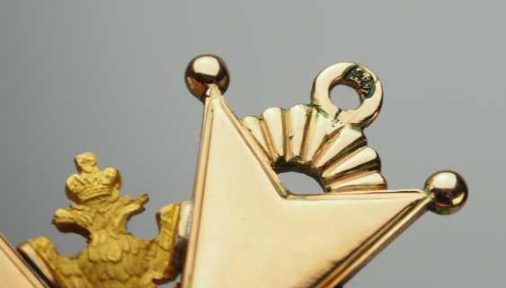 RusslanDurchmesser: Kaiserlicher und Königlicher Orden vom heiligen Stanislaus, 2. Modell, 1. Typ (1831-1841), 2. Klasse. - photo 5