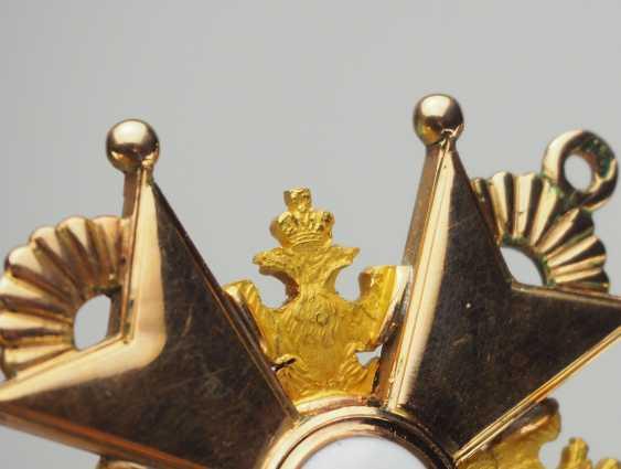 RusslanDurchmesser: Kaiserlicher und Königlicher Orden vom heiligen Stanislaus, 2. Modell, 1. Typ (1831-1841), 2. Klasse. - photo 6