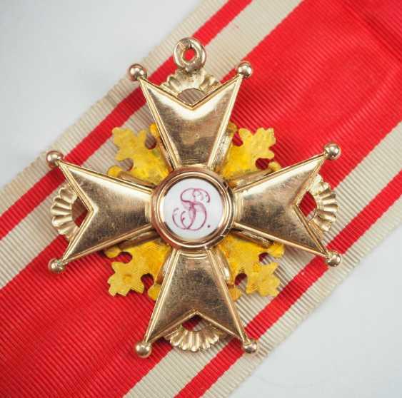 RusslanDurchmesser: Kaiserlicher und Königlicher Orden vom heiligen Stanislaus, 2. Modell, 1. Typ (1831-1841), 3. Klasse. - photo 2