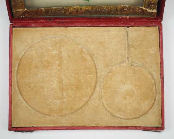 RusslanDurchmesser: Kaiserlicher und Königlicher Orden vom heiligen Stanislaus, 2. Modell, 2. Typ (ca. 1841-1917), 1. Klasse Satz, im Etui. - photo 8