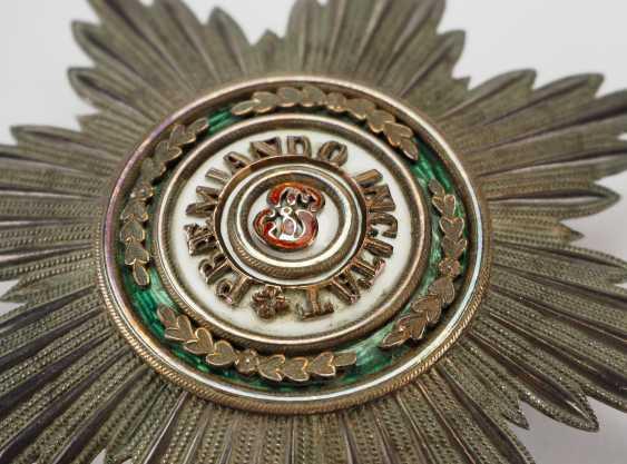 RusslanDurchmesser: Kaiserlicher und Königlicher Orden vom heiligen Stanislaus, 2. Modell, 2. Typ (ca. 1841-1917), 1. Klasse Satz, im Etui. - photo 16