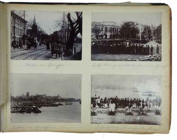 China: a photo album of Marine soldiers between 1895-1900. - photo 7